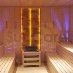 SunCare Spa Uygulamaları의  사우나