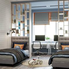 Dormitorios infantiles de estilo  por Margarita Zenova, Industrial