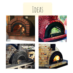 Pizza Oven Doors:  Kitchen by Dome Ovens™