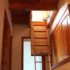 Escaleras de estilo  por Obra de Eva