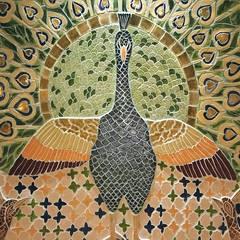 by Atelier De Mozaiekkamer Mediterranean سرامک