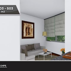 : Casas multifamiliares de estilo  por Inter Designer,