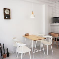 Small kitchens by 감자디자인