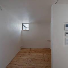 8HOUSE: arbolが手掛けた寝室です。