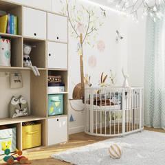 Dormitorios infantiles de estilo  por D'POLLY