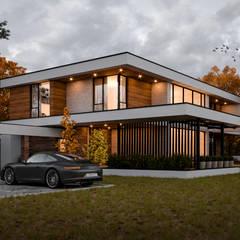 Nhà đồng quê by Sboev3_Architect