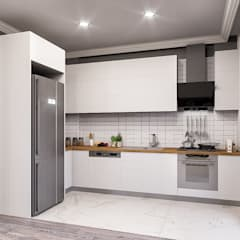 Small kitchens by ANTE MİMARLIK