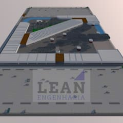 Shopping Centres by Lean Engenharia