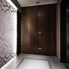 Doors by 竹村空間 Zhucun Design, Asian