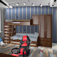 Boys Bedroom توسطidd