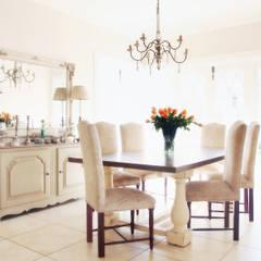 Saddlebrook Estate:  Dining room by Plan Créatif, Classic