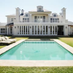 Saddlebrook Estate:  Garden Pool by Plan Créatif, Classic