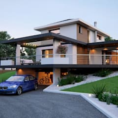 Single family home by Dah homify