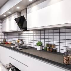 ANTE MİMARLIK  – K . Y - Villaları:  tarz Mutfak üniteleri