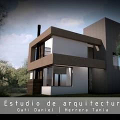 Nhà đồng quê by GT/HR arquitectos