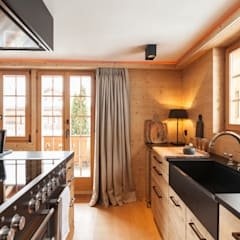 Built-in kitchens by RH-Design