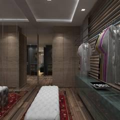 Classic style dressing rooms by ANNA MAYA ARQUITETURA E ARTE Classic