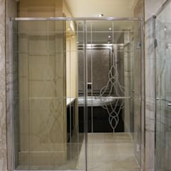 80PY대 아파트 인테리어 APT INTERIOR_부산인테리어: 감자디자인의  욕실