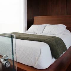 AULAB의  작은 침실