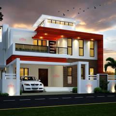 منازل تنفيذ CreoHomes Pvt Ltd