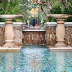 Jardins de pedras  por Hjapón - Inmobiliaria de lujo en Barcelona