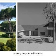 Haciendas de estilo  por Hjapón - Inmobiliaria de lujo en Barcelona