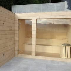 Sauna by TERMOSALUD SPA