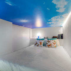 Small bedroom by Estudio Mercedes Arce