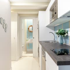 Small-kitchens by Estudio Mercedes Arce