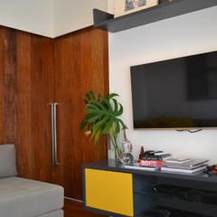 PROJETO SL: Quartos  por Barros Niquet Arquitetura