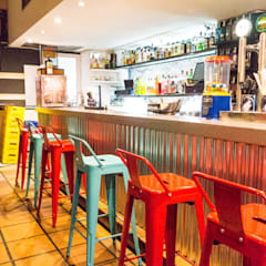 Bars & clubs by Housing & Colours, Industrial Metal