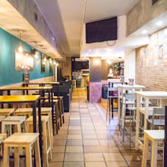 Bars & clubs by Housing & Colours, Industrial