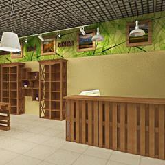 Trung tâm mua sắm by Дизайн Интерьера