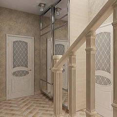 Escaleras de estilo  por Дизайн Интерьера