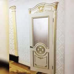 Projekty,  Drzwi wewnętrzne zaprojektowane przez ГЕОНА.