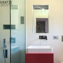 Stratigrafieが手掛けた浴室,