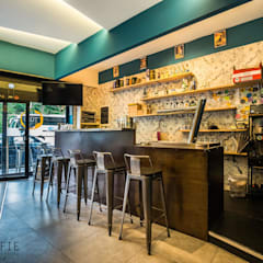 Bars & clubs by Stratigrafie, Industrial