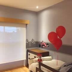 Boys Bedroom by Kromart Wallcoverings - Papel Tapiz Personalizado