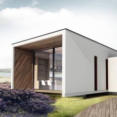 Fabrica ARQ:  tarz Küçük Evler