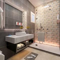 PENART MİMARLIKが手掛けた浴室,