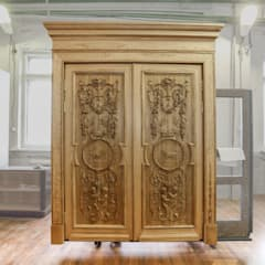 Wooden doors by София Декор, Classic Wood Wood effect