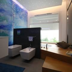 ห้องน้ำ โดย Giuseppe Rappa & Angelo M. Castiglione,
