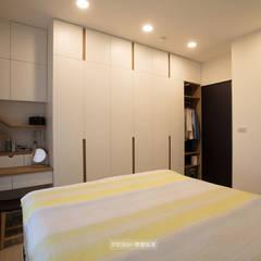 ห้องนอน by 欣和室內規劃設計有限公司