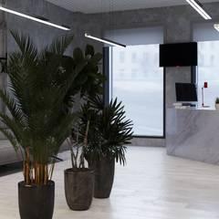 Офис г.Краснодар: Офисы и магазины в . Автор – ArdekoDesign,