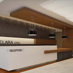 ANTE MİMARLIK  – Elara Otel :  tarz Oteller