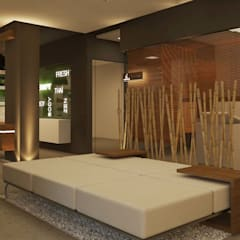 Elara Otel Modern Oteller ANTE MİMARLIK Modern
