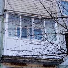 окна ПВХ: Окна в . Автор – Комфортное решение, Классический