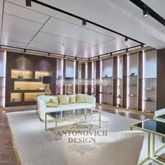 مكاتب ومحلات تنفيذ Студия Luxury Antonovich Design