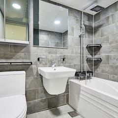 Bathroom by 곤디자인 (GON Design)