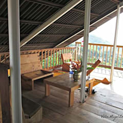 Balcony by Brand  Aquitecto interiorista